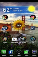 Screenshot of Battery Status Maker FREE