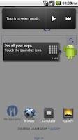 Screenshot of Task Switcher