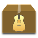 Guitar in A Pack icon