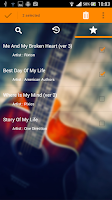 Screenshot of Song Chord Finder