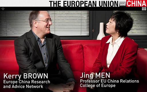 EU China-Strategic Partnership