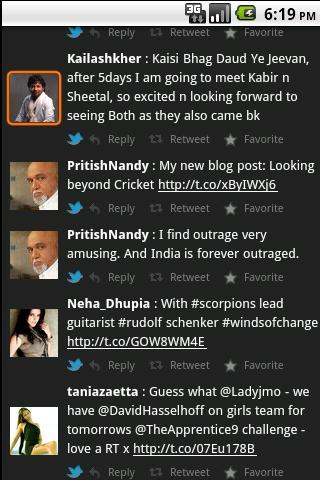 玩免費娛樂APP|下載Bollywood Tweets app不用錢|硬是要APP