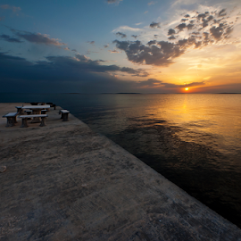 Pag by Miro Cindrić - Landscapes Sunsets & Sunrises