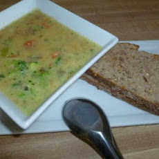 Low Fat Broccoli Bisque