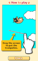 Screenshot of JUMPING CAT[Free Download]