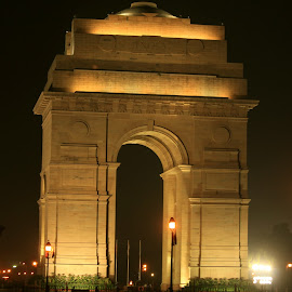 In memory of the soldiers! by Srivenkata Subramanian - Buildings & Architecture Public & Historical ( newdelhi, war memorial, india, india gate, historic,  )