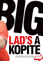 Screenshot of Liverpool FC Magazine