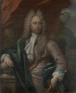 RIJKS: Philip van Dijk: painting 1753