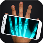 Xray Scanner Prank Icon