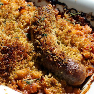 Cassoulet-Style Sausage 'n' Beans