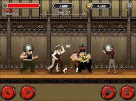 Screenshot of KungFu Quest : The Jade Tower