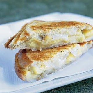 Pear and Brie Croque-Monsieur