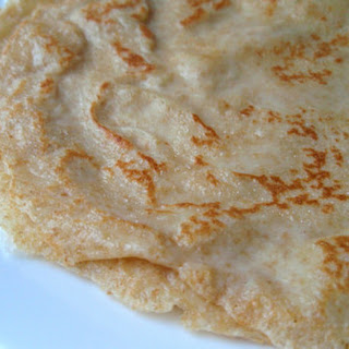 Whole Wheat Crepes (Swedish Pancakes)