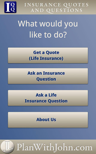 Insurance Quotes and Questions
