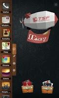 Screenshot of DCikonZ Wood TSF Theme