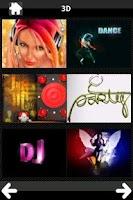 Screenshot of DJ Wallpapers HD