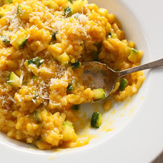 Basic Veggie Risotto