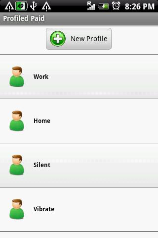 Profiles Paid