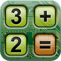 CoolCalc-CircuitBoard/CarbonF icon