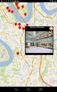 Brisbane Offline Travel Guide - screenshot