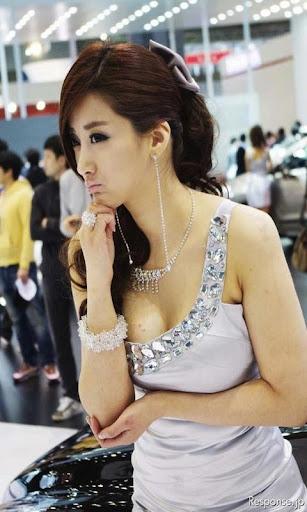 韓國 2011年漢城汽車展美女照片