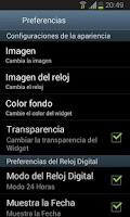 Screenshot of Argentina Digital Clock