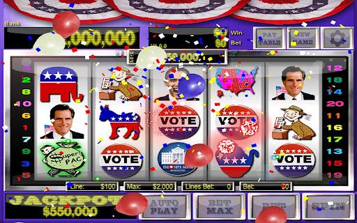 【免費紙牌App】Free Presidential Slots-APP點子