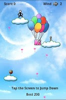 Screenshot of Cloud Jump