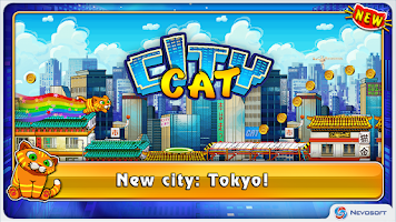 Screenshot of City Cat