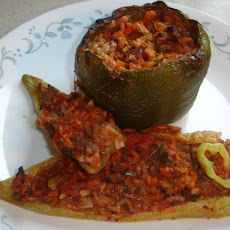 Not Just Another Stuffed Pepper
