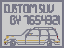 Thumbnail of the map 'Custom SUV 2.1'