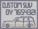 Thumbnail of the map 'Custom SUV 2.1'