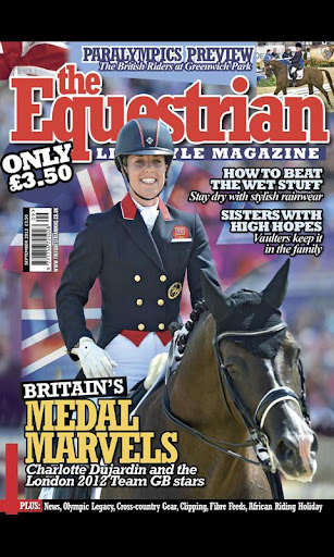 The Equestrian September 12