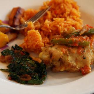 Jollof Rice Spices Recipes