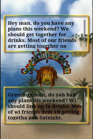 Speakin' Jamaican