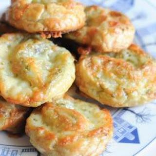 Cheese Swirls Puff Pastry Recipes