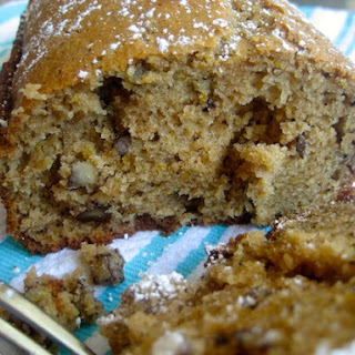 Walnut Rooibos Tea Loaf