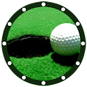 GOLF Analog Clock icon