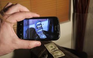 Screenshot of 4D Vegas Style AR Slot Machine