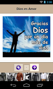 Dios es Amor - screenshot