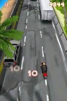 Screenshot of Lane Splitter