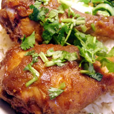 Curried Honey Mustard Chicken