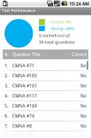 Screenshot of CWNA / CWNP Exam Prep