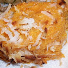 Kathie Lee Gifford's Mashed Sweet Potatoes With Orange Juice