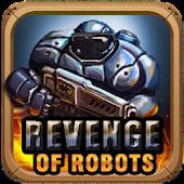 APK Game Game of War - Robots revenge for iOS