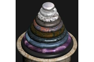 Screenshot of Tower of Hanoi  Mania