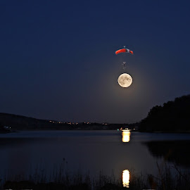 Moonlanding... by Roger Gulle Gullesen - Sports & Fitness Other Sports