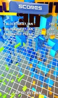Screenshot of Blockout 3D FREE