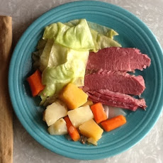 Classic Irish American Boiled Dinner (aka Corned Beef and Cabbage, plus)