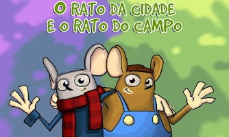 Screenshot of Rato da Cidade e Rato do Campo